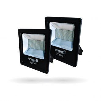SYNERJI LED Slim Floodlights 150W /200W