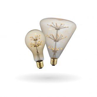 SYNERJI LED Deco Fireworks Lamps
