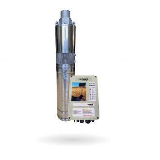 SYNERJI Solar Submersible Pumps